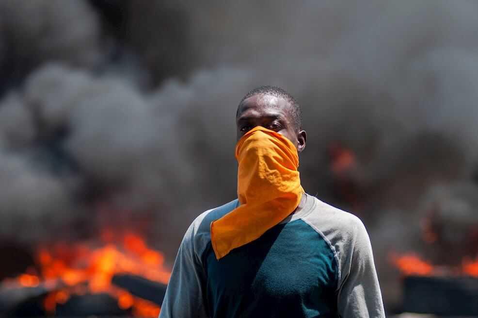 Haití se queda sin combustibles y la escasez desata protestas
