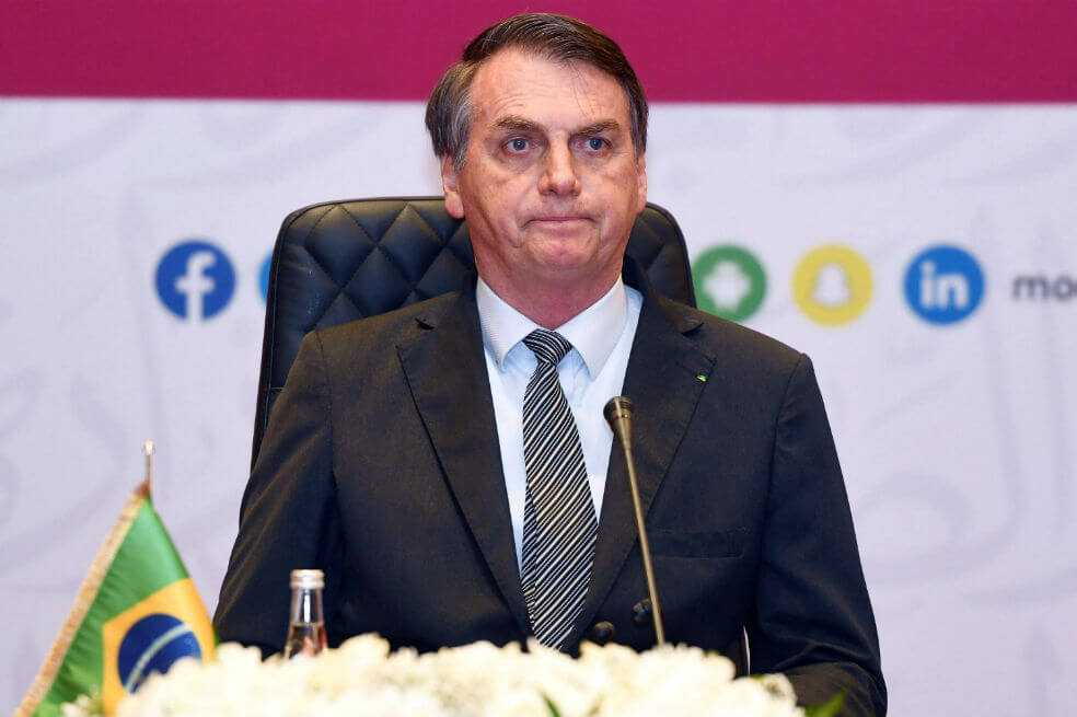 Testimonio vincula a Bolsonaro con crimen de activista