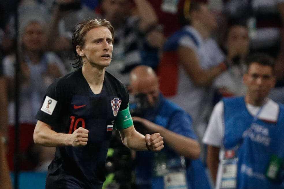 Fútbol y política: la guerra de Luka Modric