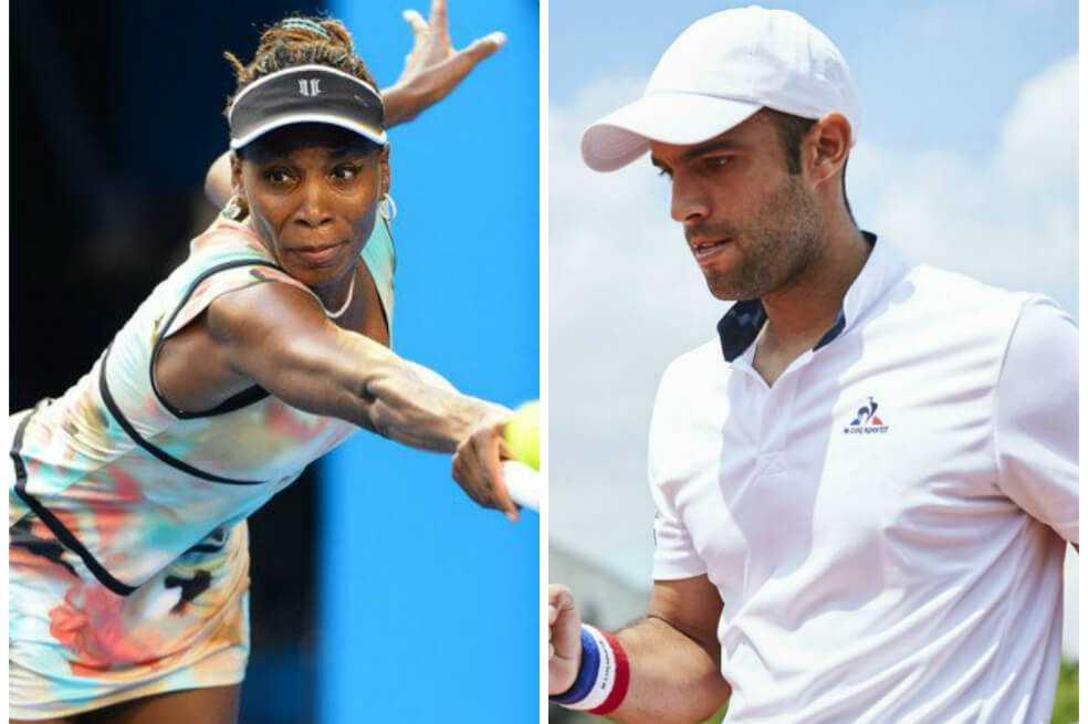 Cabal jugará con Venus Williams el dobles mixtos del Abierto de Australia