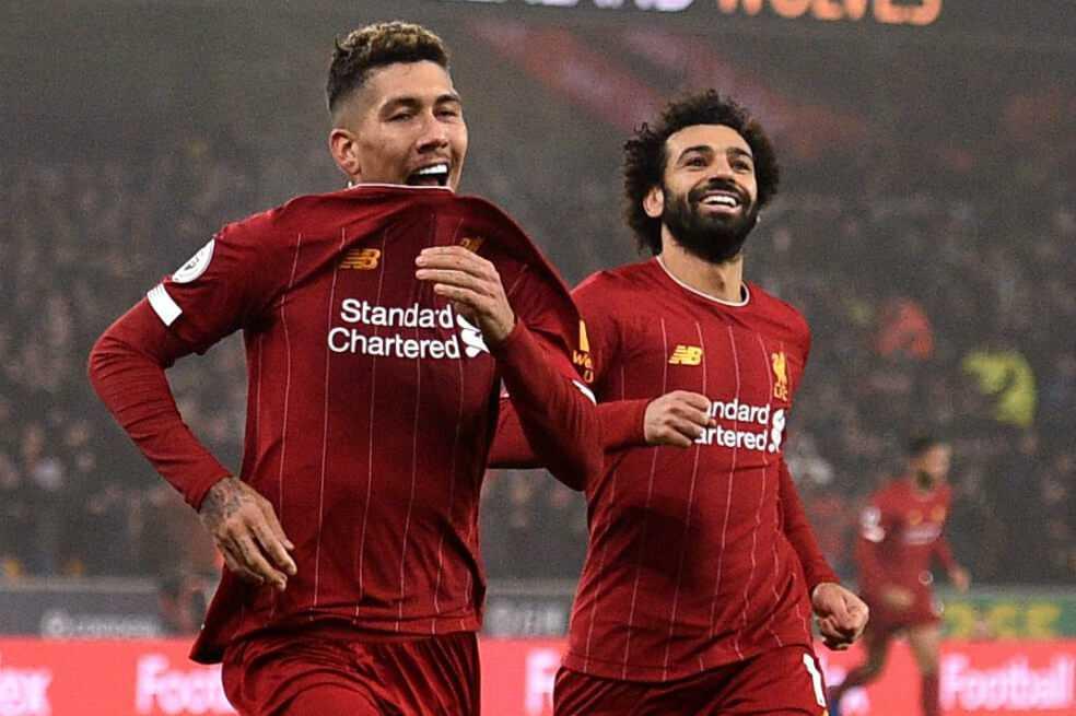 ¡Liverpool llegó a 22 triunfos en 23 partidos de la Premier League!