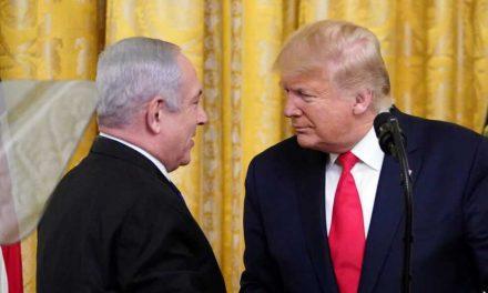 Este es el plan de paz de Trump para ponerle fin al conflicto palestino-israelí