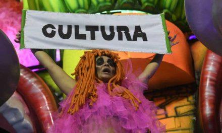 Las críticas a Bolsonaro fueron protagonistas de los desfiles del carnaval de Río