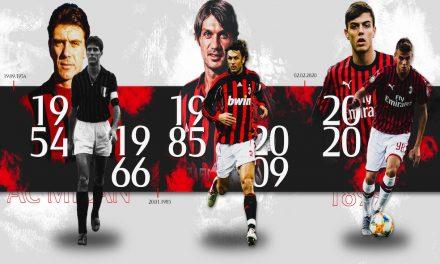 La dinastía Maldini en el Milan