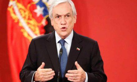 Presidente de Chile desata polémica al responsabilizar a las mujeres por sufrir abusos