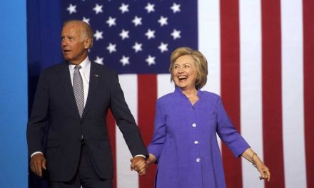 Hillary Clinton apoya a Joe Biden en la carrera presidencial de Estados Unidos