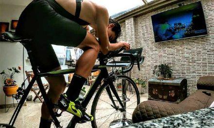 ¿Qué debe hacer un atleta en casa?