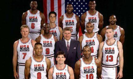 Cuando los dioses jugaron baloncesto