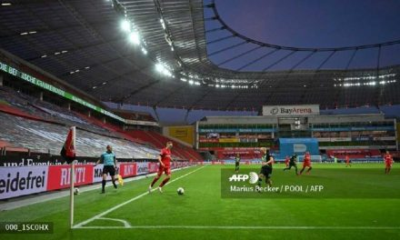 El Wolfsburgo goleó al Leverkusen y el Gladbach no pasó del empate