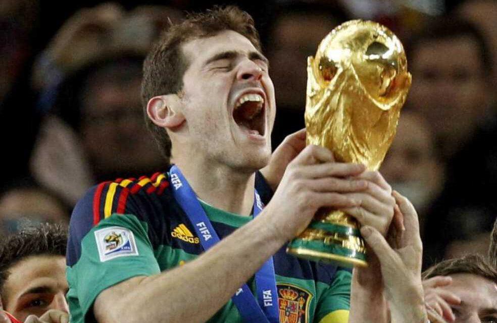 Iker Casillas, el portero legendario del fútbol español