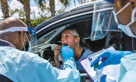 América supera a Europa y se convierte en la región con más casos de coronavirus