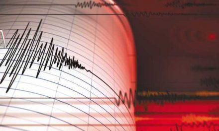 Fuerte sismo sacude el sur de México