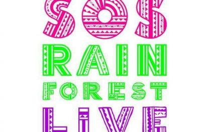 SOS Rainforest Live, festival solidario con indígenas amenazados por coronavirus