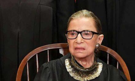 ¿Por qué en Estados Unidos entran en pánico cuando se enferma Ruth Bader Ginsburg?