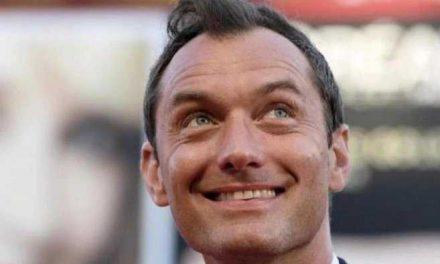 """Jude Law, cerca de interpretar al Capitán Garfio en nueva versión de """"Peter Pan"""""""