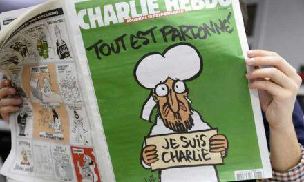 Charlie Hebdo vuelve a publicar las caricaturas de Mahoma por la que atacaron los yihadistas