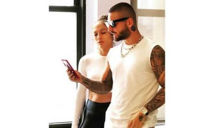 """Primeras imágenes de """"Marry Me"""", película de Jennifer Lopez y Maluma"""