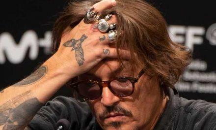Johnny Depp y su participación en el Festival de Cine de San Sebastián 2020