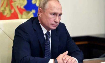 Vladimir Putin también es propuesto para el premio Nobel de la Paz de 2021