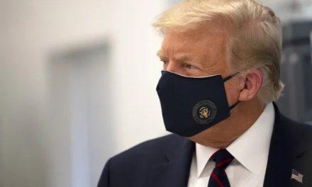 Facebook elimina publicación de Trump sobre el COVID-19