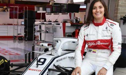 Tatiana Calderón regresa a la Super Fórmula en Japón