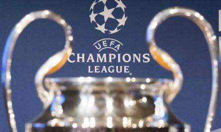 Champions League: así quedaron los cruces de octavos de final