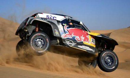 Rally Dakar: Stéphane Peterhansel asumió el liderato