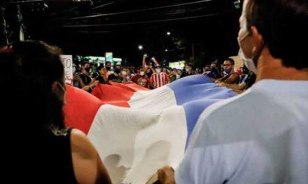 Paraguayos indignados y autoconvocados
