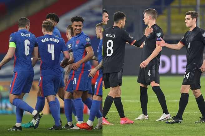 Alemania e Inglaterra arrasaron en el inicio de las Eliminatorias