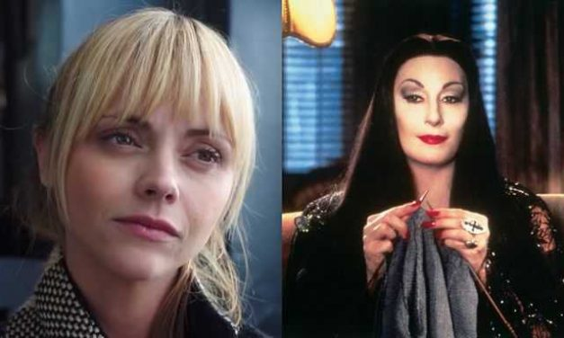 """¿Interpretará Christina Ricci a Morticia en """"Los locos Addams"""" de Netflix?"""