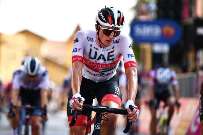 Brandon McNulty, nuevo líder de la Vuelta al País Vasco