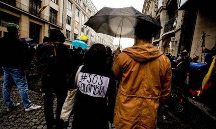 Cruce de cartas entre Alemania y Colombia por violencia contra manifestantes