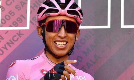 Egan conserva la maglia rosa: así está la clasificación general del Giro de Italia