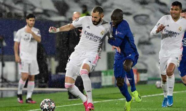 Real Madrid y Chelsea buscan una nueva final de Champions en Stamford Bridge