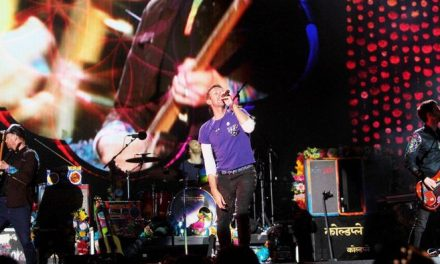 "Coldplay estrenó ""Higher Power"", que se escuchó primero en el espacio"