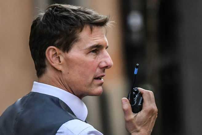 Tom Cruise reanuda los rodajes de sus películas