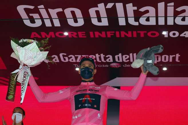 Así quedó la clasificación general tras la segunda etapa del Giro de Italia