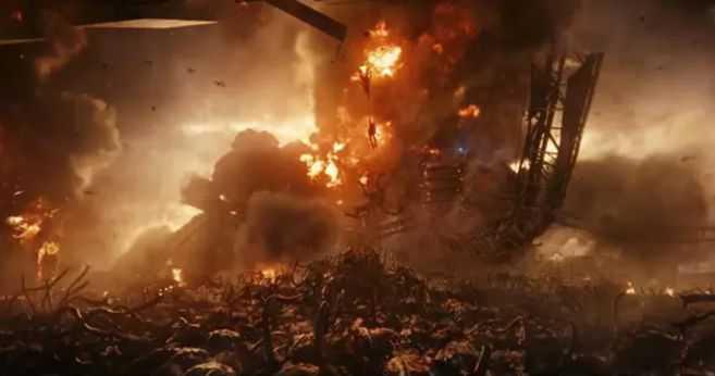 """Así es el imponente tráiler de """"La guerra del mañana"""", protagonizada por Chris Pratt"""