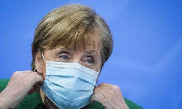 """Angela Merkel no respalda a Biden: """"Vacunas anticovid deben seguir protegidas"""""""