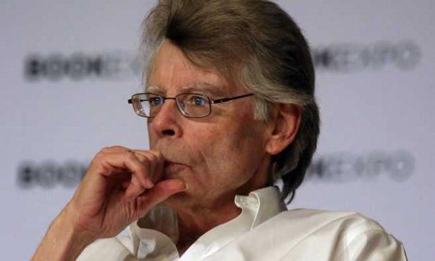 Stephen King revela la película de terror que no fue capaz de terminar