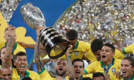 Jugadores brasileños no quieren disputar la Copa América 2021