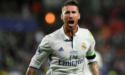 Real Madrid hizo oficial la salida de Sergio Ramos