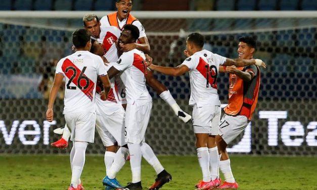 ¡Partidazo! Perú le ganó a Paraguay y es semifinalista de la Copa América