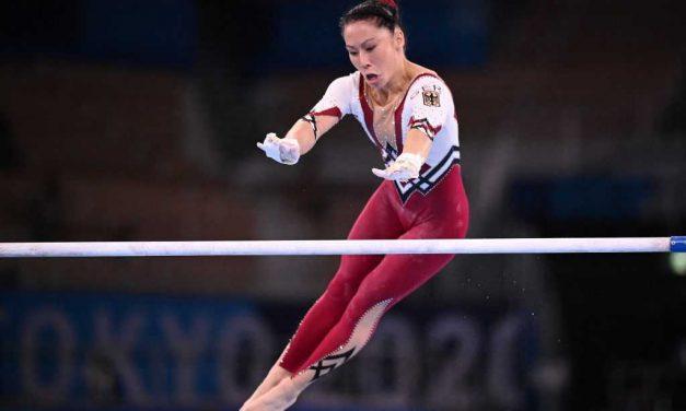 """Para evitar """"sexualización"""", gimnastas alemanas usaron traje completo"""