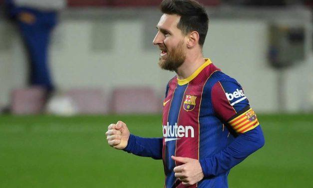 Messi aterriza en Barcelona ¿Se acerca la firma de su contrato?
